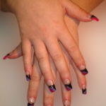 Beautiful Nail Art at Shakira Hair and Nails Malta